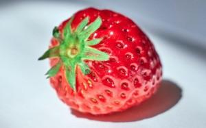 营养可口水果草莓