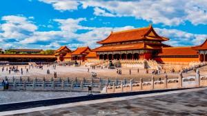 初秋·紫禁城