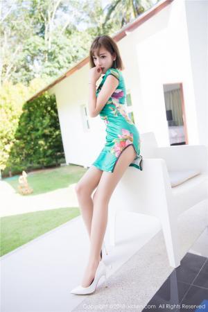 清纯嫩模美女杨晨晨sugar高清旗袍写真图片