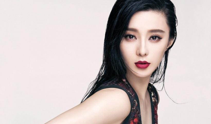 美女明星范冰冰时尚魅力写真