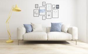 清新简约家居装饰图片桌面壁纸