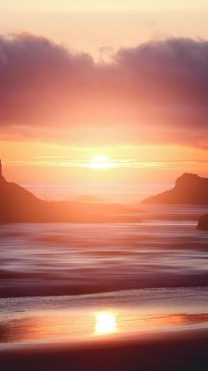 最迷人的日出风光
