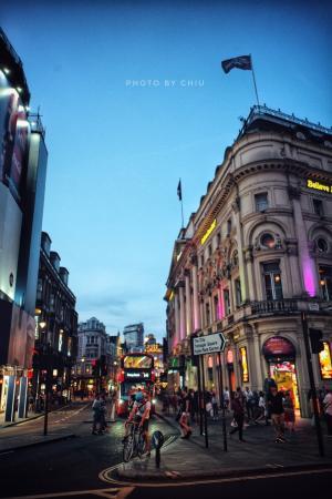 英国伦敦旅行随记