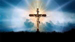 十字架创意唯美高清桌面壁纸