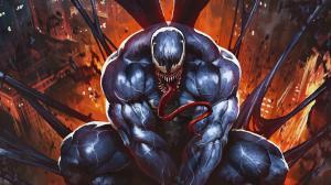 美国漫威超级反英雄毒液图片高清壁纸