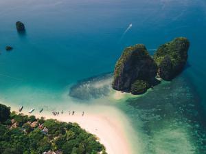 泰国奥南海滩