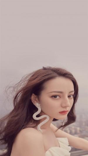 女神迪丽热巴性感魅力写真高清手机壁纸