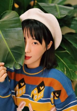 青春期懵懂美少女卡哇伊日系棚拍写真