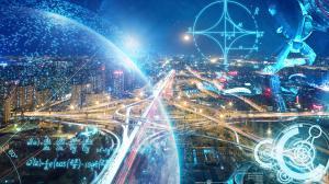 商业城市设计素材图片