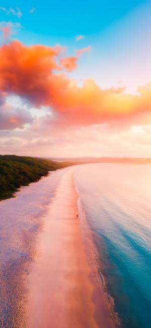 唯美早安自然风景手机壁纸