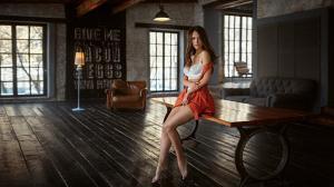 俄罗斯美女大胆人体艺术写真
