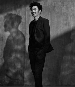 演员吴秀波成熟男人文艺写真,吴秀波照片
