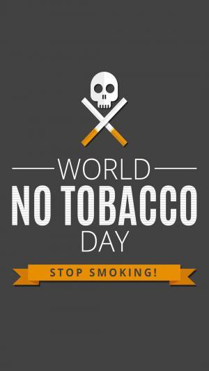 世界无烟日为了下一代,请勿吸烟