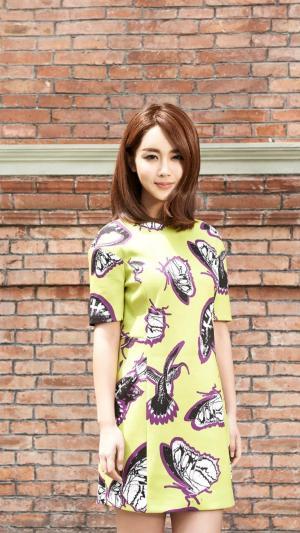 时尚女神杨紫