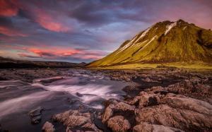 唯美壮丽的大自然风景图片
