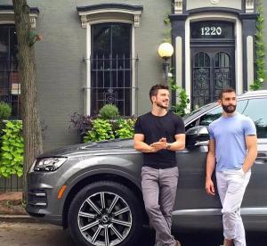 gay couple是什么意思 网红夫夫Justin与Nick图片