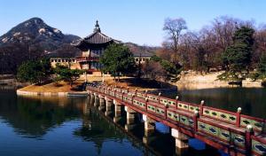 韩国首都首尔风景图片