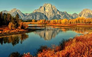 秋分风景高清电脑壁纸