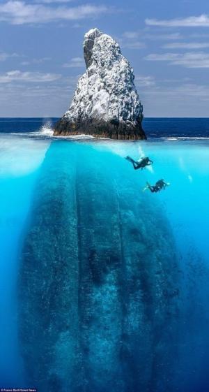 墨西哥Revillagigedo Archipelago群岛