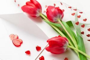 三月八妇女节送你花