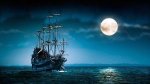 超级漂亮的月亮