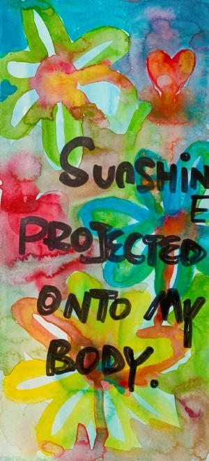 唯美彩色涂鸦手机壁纸