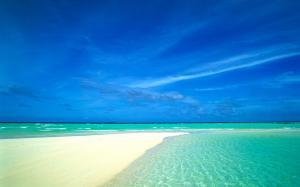 度假旅游宝地马尔代夫风景图片