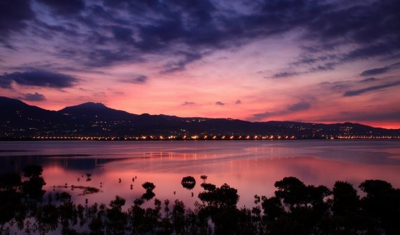 城市旅游-台北夜景写真