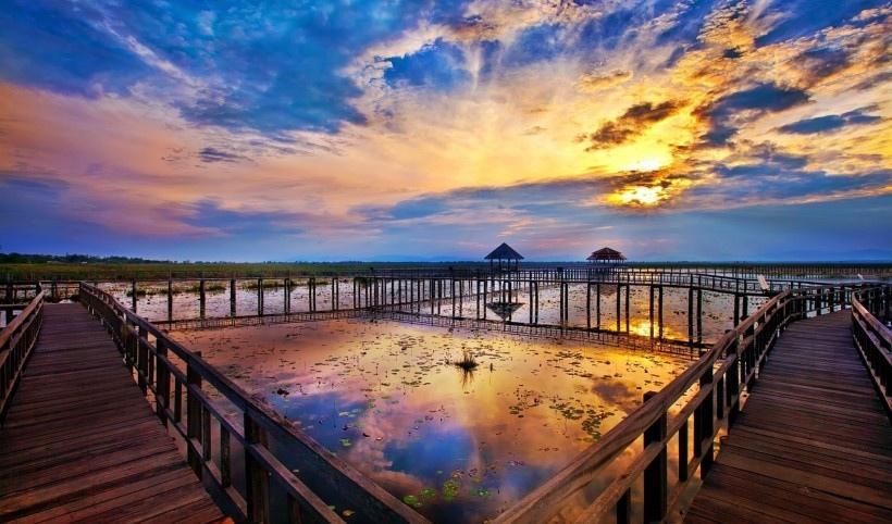 迷人的泰国风景