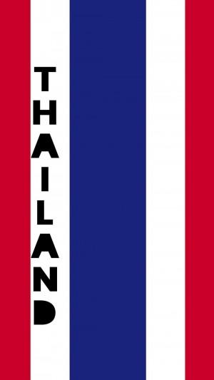 2020东京奥运会泰国国家旗帜